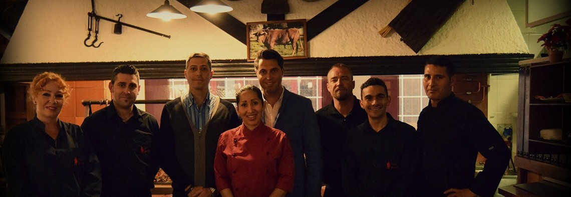 the beefeater team